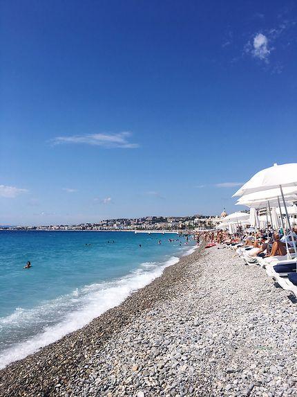 Belle journée à Nice