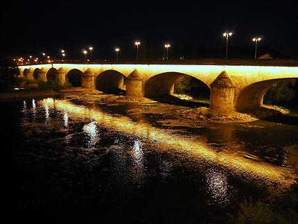Le pont Royal à Orléans