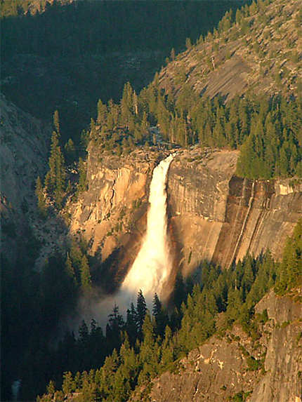 Vernon Falls, Yosemite