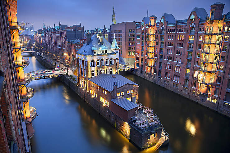 Hambourg en fanfare