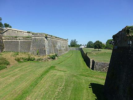 Imposante citadelle