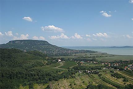 Badacsony et Balaton