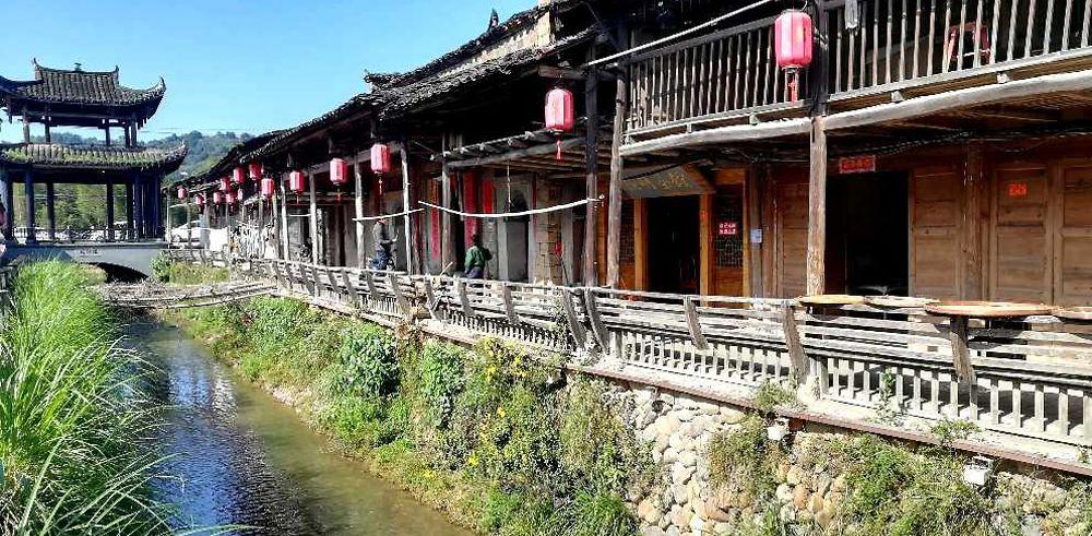 2 semaines en Chine : Province du Fujian (Wuyishan, Tulous hakka - Quanzhou - île de Gulangyu)