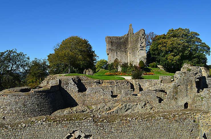 Domfront, cité médiévale