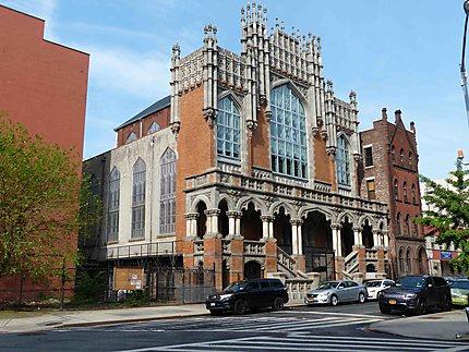 Une des églises d'Harlem