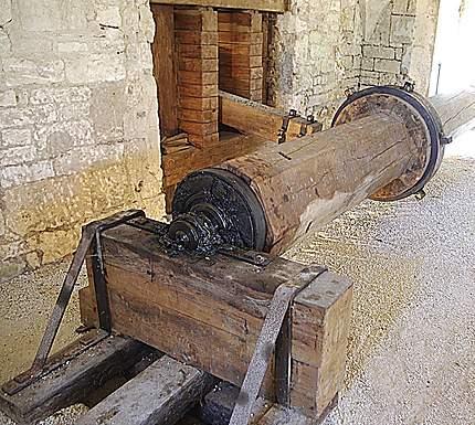 La forge de l'abbaye de Fontenay