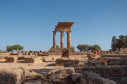 Temple de Castor & Pollux