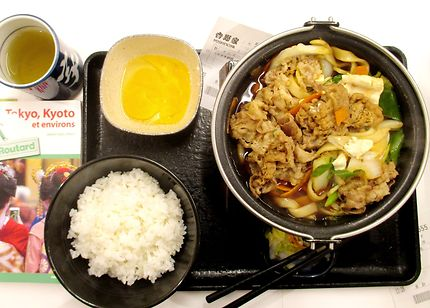 Sukiyaki Repas Rapide Et Pas Cher A Tokyo Gastronomie Tokyo