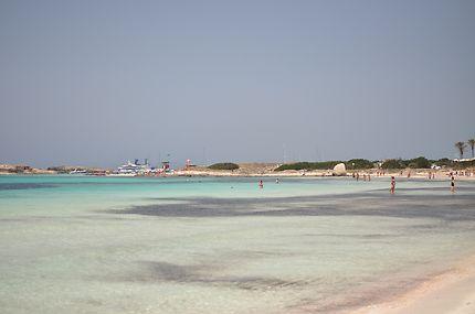 Platja Illetes de Formentera