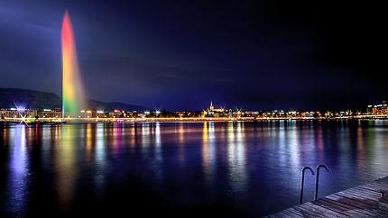 Genève Skyline