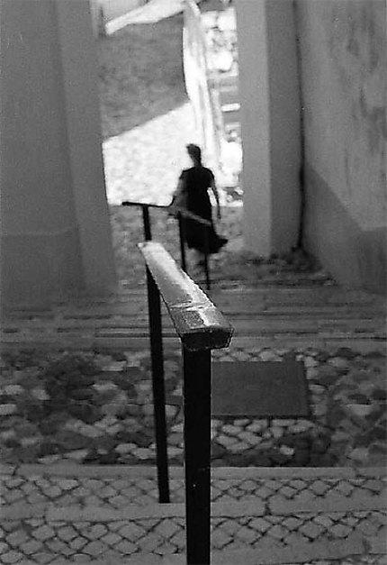 Silhouette, Alfama