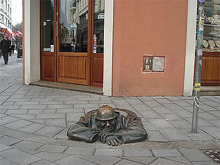 Coucou de Bratislava!