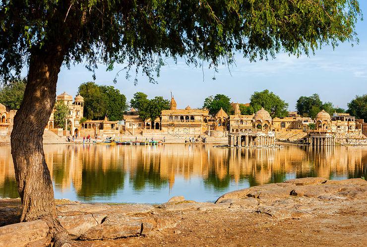 Rajasthan - Jaisalmer enfin accessible par avion