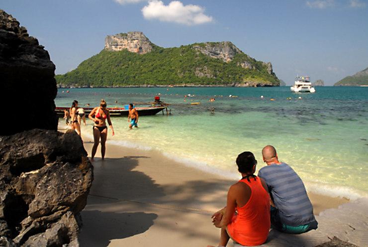 Ko Pha Ngan, l'Ibiza du golfe de Thaïlande
