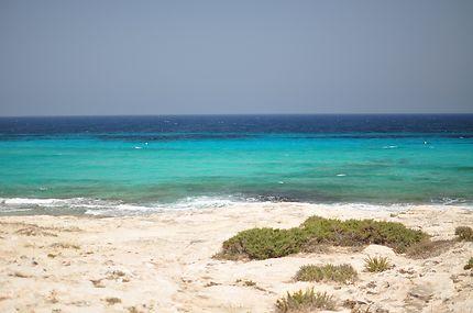 Plage Formentera