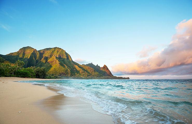 Tunnels Beach, Kauai – Hawaii