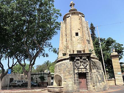 Wignacourt water tower (1615)