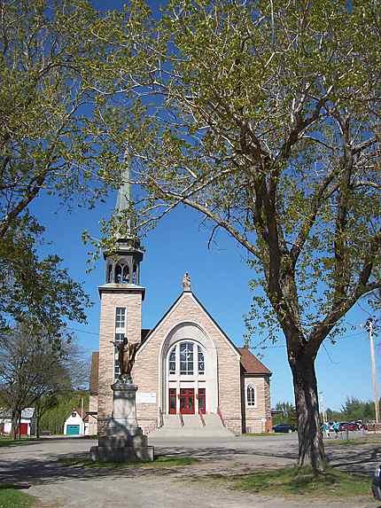 Église à Pointe-au-Père