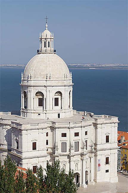 Lisbonne - Alfama - Panthéon national