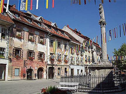 Place de Škofja Loka