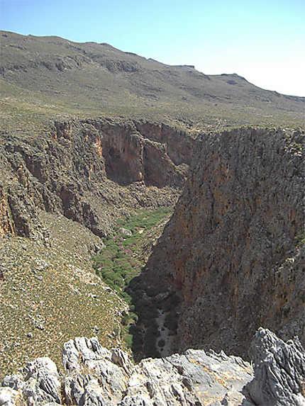 Vallée des morts - Zakros