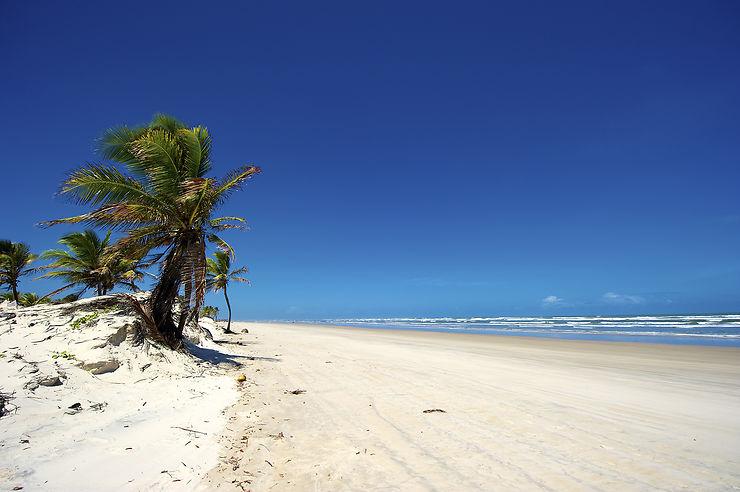 Mangue Seco, Bahia - Brésil
