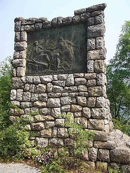 Monument des luttes contre les Ottomans