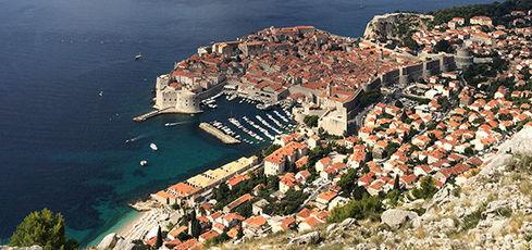 Retour de Croatie - Septembre 2015 - Cote dalmatienne