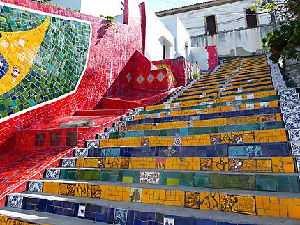 Escalier Sélaron