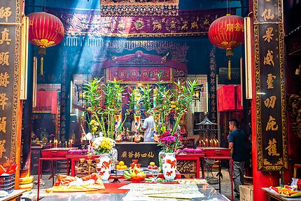 Temple Sze Ya