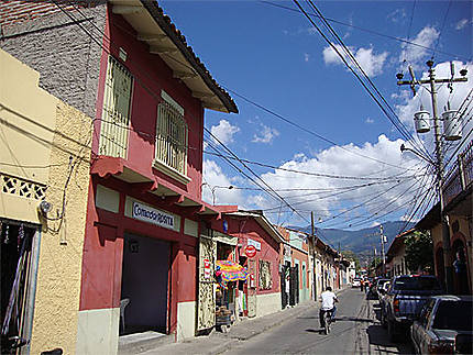 Centre de Comayagua