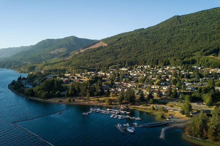 Cormorant Island et Alert Bay, l'âme des Premières Nations