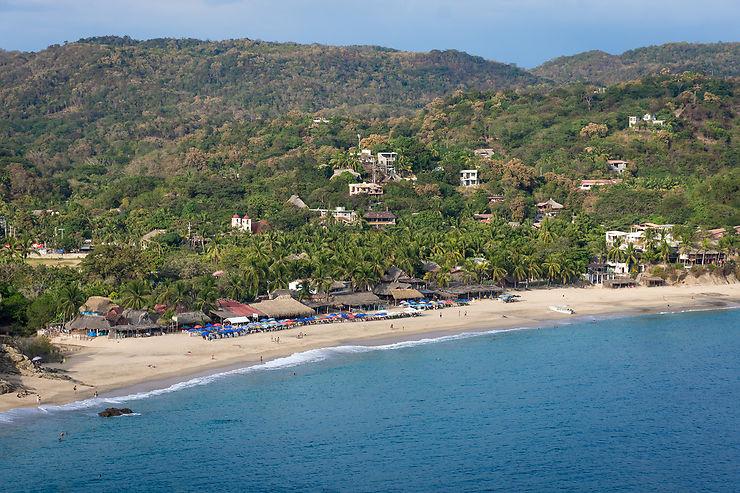 Puerto Ángel et la côte Pacifique