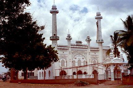 La mosquée de Moshi