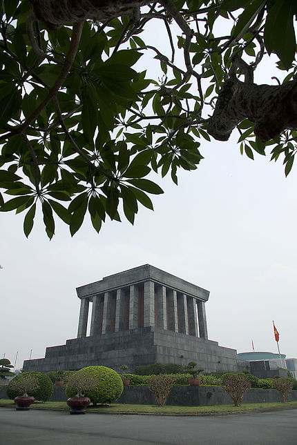 Mausolée Hồ Chí Minh à Hanoi