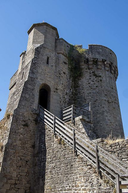 La porte Saint-Jacques