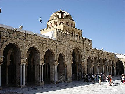 Façade de Grande mosquée
