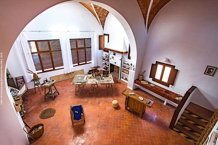 Espagne - Sur les traces de Joan Miró en Catalogne et à Majorque