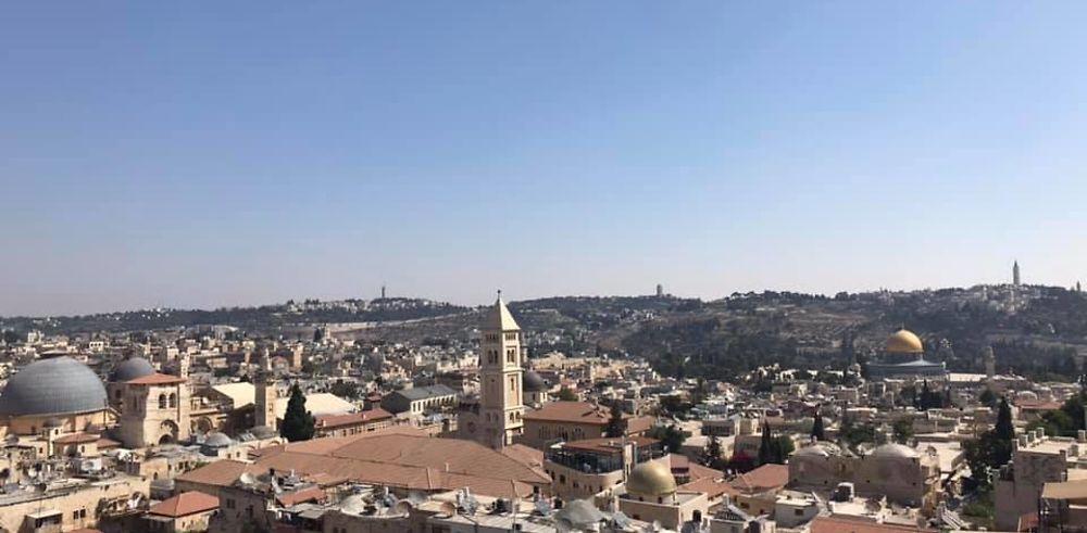 Dix jours en Israël (septembre 2019)