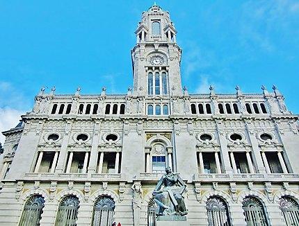 Hôtel de ville de Porto