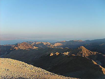 Montagnes du désert du Neguev