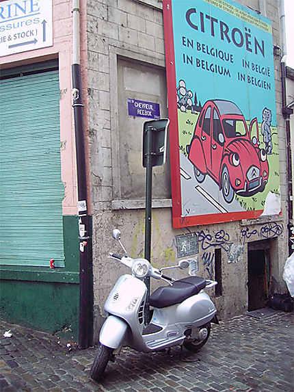 Bande dessinée Bruxelles
