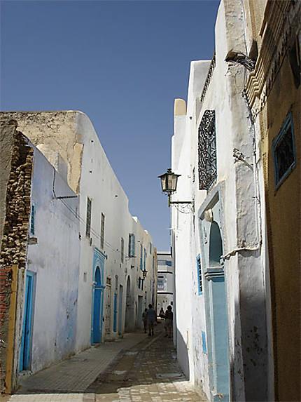Kairouan blanche