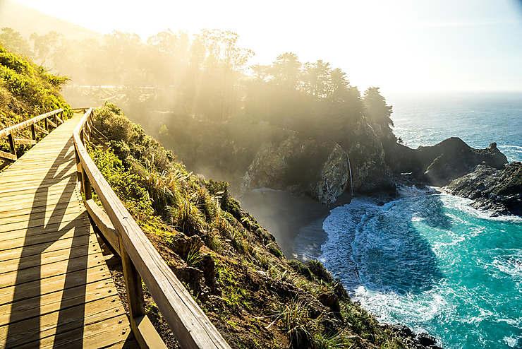 Californie, travelling sur la Highway n°1
