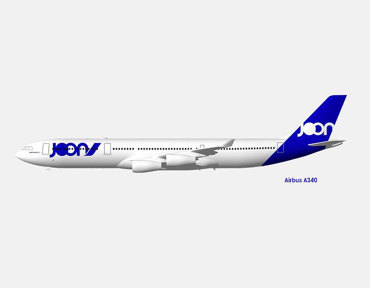 Bon plan - Joon : vols à partir de 39 € l'aller simple avec la nouvelle filiale d'Air France