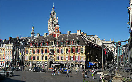 Vieille bourse, Grand'Place, Lille