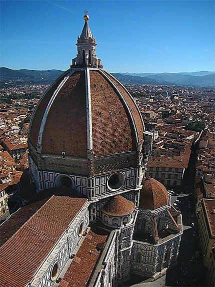 Le dôme de Brunelleschi
