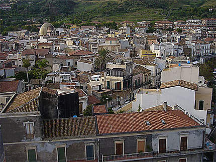 Vue d'Aci Castello