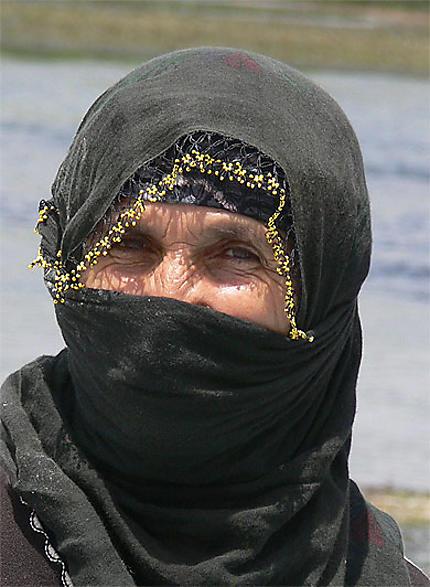 Vieille femme kurde