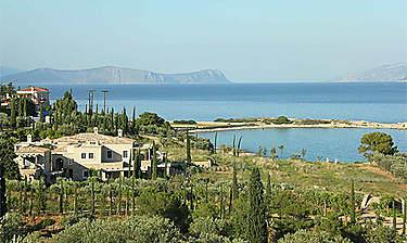 Île de Spetsès (Îles Saroniques)